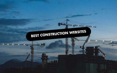 Best Construction Websites of 2021 | 25 Examples + Templates