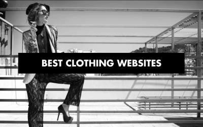 Best Clothing Websites of 2021 | 15 Inspiring Examples