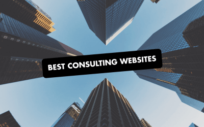 Best Consulting Websites of 2021 | 36 Examples + Templates 🚀
