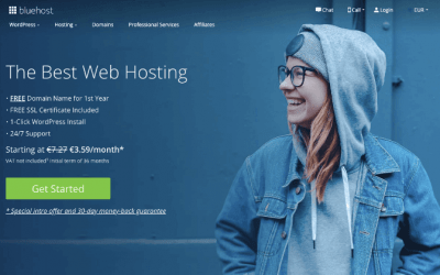 Nice! This hosting company gives a free domain + free ssl to new clients!