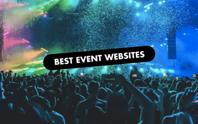 Best Event Websites of 2021 | 28 Mind Blowing Examples 🚀