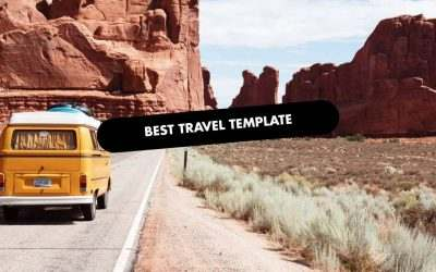 The 20 Best Travel Website Templates of 2020