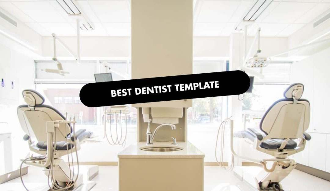 The 20 Best Dentist Website Templates of 2020