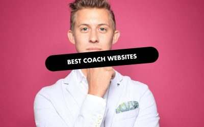 Best Coach Websites of 2021 | 23 Mind Blowing Examples 🚀