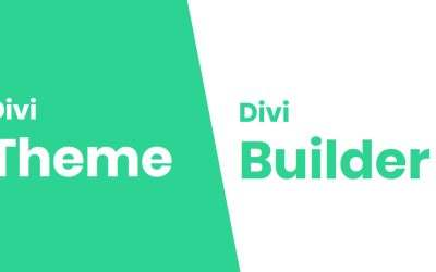 Divi Theme vs Divi Builder – What's the difference?