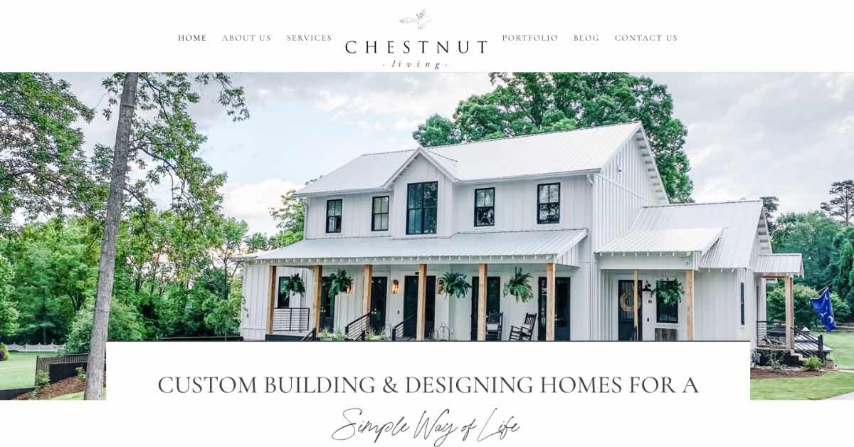 Chestnut Architecture Website Example.png