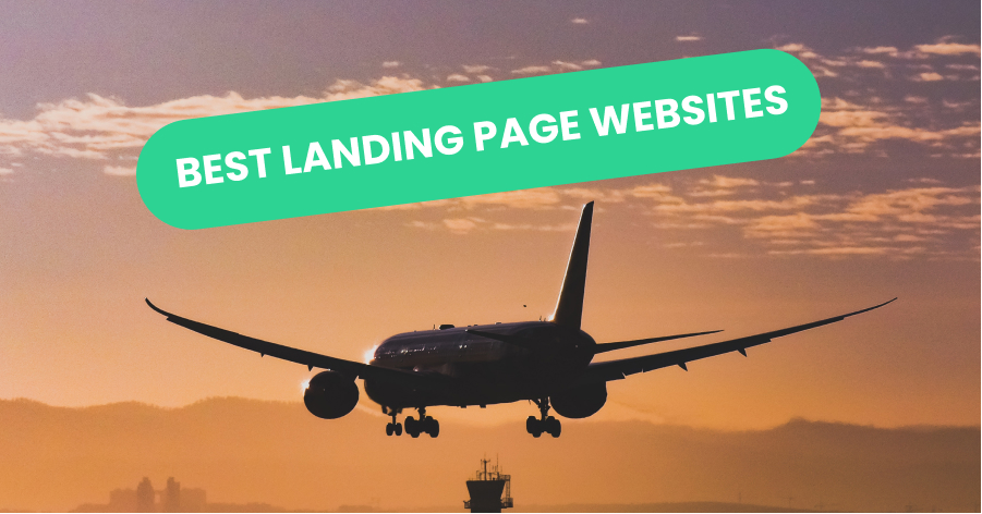 Best Landing Pages Websites of 2021 | 15 Mind Blowing Examples