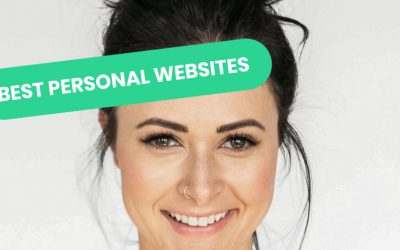 Best Personal Website of 2021 | 42 Mind-blowing Examples